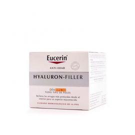 Eucerin Hyaluron Filler Día FPS30 50 Ml