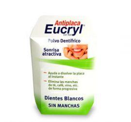 Eucryl Antiplaca Polvo Dent