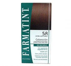 Farmatint 5R Castaño Clar Cobr