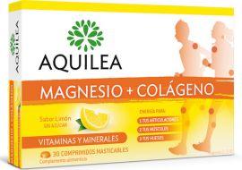 Aquilea Magnesio+Colágeno 30 Comprimidos Masticables