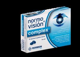 Normovision Complex 30 Cápsulas