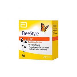FreeStyle Lite Tiras Reactivas 50 Unidades