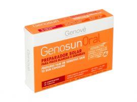 Genosun Oral Reparador Solar 30 Comprimidos