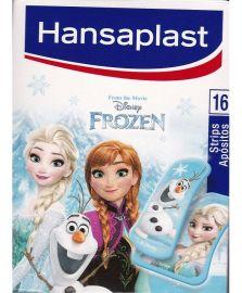 Hansaplast Junior Tiritas Frozen 16 Unidades