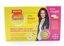 Supradryn Activo Mujer 21+7 Comprimidos