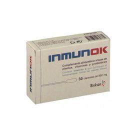 Inmunok 30 Cápsulas de 860 Mg
