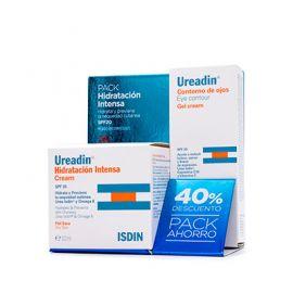 Ureadin Crema Hidratación Intensa 50 Ml + Contorno de Ojos 15 Ml