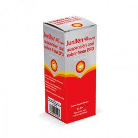 Junifen Fresa 40 Mg/Ml Suspensión Oral 150 Ml