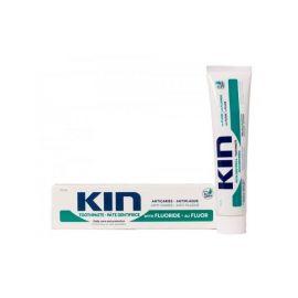 Kin Pasta Dentífrica con Flúor Aloe Vera 125 Ml