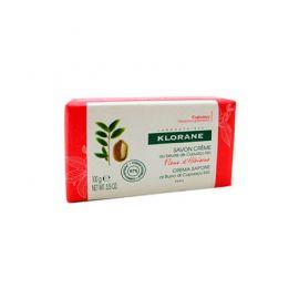 Klorane Crema Jabón Flor de Hibiscus 100G
