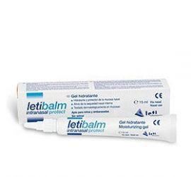 Letibalm Intranas Gel Hidratante 15g