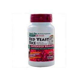 Natures Plus Arroz De Levadura Roja 30 comprimidos