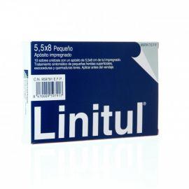 Linitul 5,5x8 Cm 10 Sobres