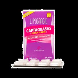Lipograsil Captagrasas Extra Fuerte 180 Cápsulas