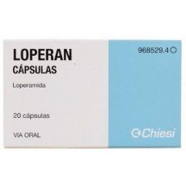 Loperan 2 Mg 20 Cápsulas