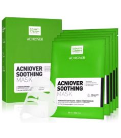 Martiderm Acniover Soothing Mask 25ml x 10Unidades