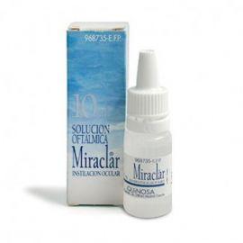 Miraclar Solución Oftalmica 10 Ml