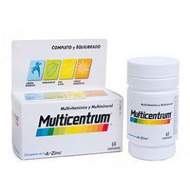 Multicentrum 60 Comprimidos