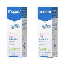 Mustela Pack Hydra Crema Facial DUPLO