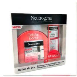 Neutrogena Cellular Boost 50 Ml + Regalo Cellular Boost Contorno de Ojos 30Ml