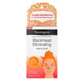 Neutrogena Blackhead Eliminating tiras exfoliantes/esfoliantes