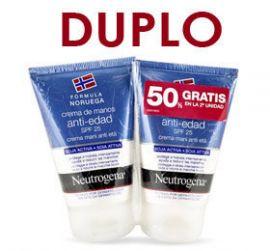 Neutrogena Crema De Manos Antiedad 50 Ml 2 U