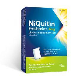 Niquitin Freshmint 4 Mg 30 Chicles
