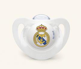Nuk Chupete Silicona Real Madrid 0-6 Meses