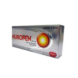 Nurofen 400 Mg 10 Cápsulas Blandas