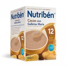 Nutriben Cereales Cacao Galletas Maria 500 Gr