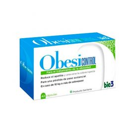 ObesiControl Bie3 42 Cápsulas