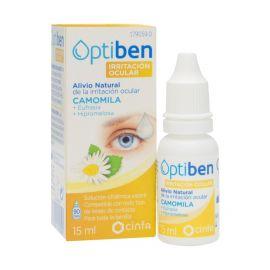 Optiben Irritación Ocular 15 Ml
