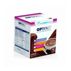 Optifast Natillas de Chocolate 9 Sobres