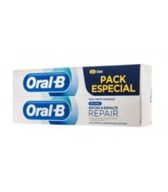 Oral-B Original Encías & Esmalte Repair Duplo 2x125 Ml