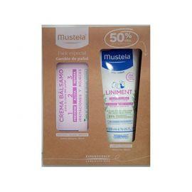 Mustela Pack Crema Bálsamo 150Ml + Linimiento 200Ml