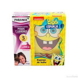 Paranix Spray +Regalo Esponja de baño