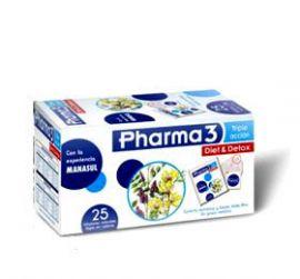 Pharma 3 25 Bolsitas