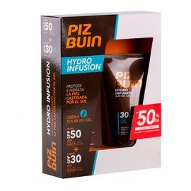 Piz Buin Hydro Infusion SPF50 Facial + SPF30 Corporal