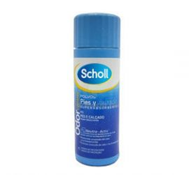 Polvos Superabsorbe Odor Cont Scholl