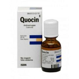 Quocin Antiverrugas Solución 20 Ml