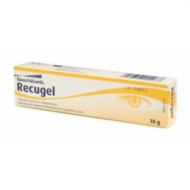 Recugel Solución Ocular 10 Gr