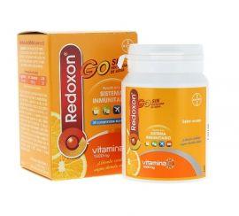 Redoxon Go Vitamina C 1000 Mg 30 Comprimidos Masticables