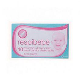 Respibebe 10 Recambios Aspirador Nasal