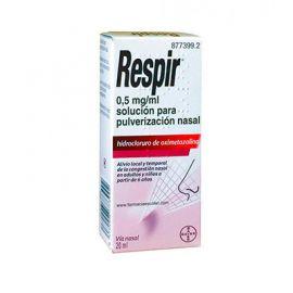 Respir Spray Nasal Dosificador