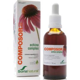 Soria Natural Echina Complex Composor08 50 Ml