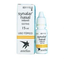 Synalar Nasal Infantil 15 Ml