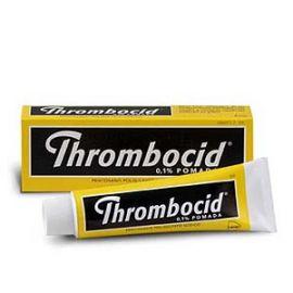 Thrombocid Pomada 30 G