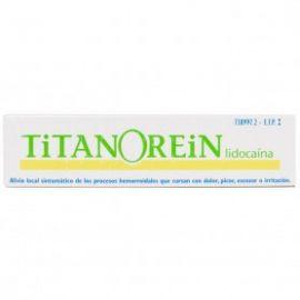 Titanorein Crema 20 Gr