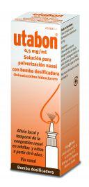 Utabon 0,5 Mg/ml Solución Pulverización Nasal 10 Ml