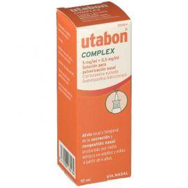 Utabon Complex Pulverización Nasal 10 Ml